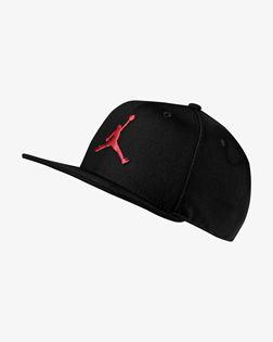 Immagine di JORDAN cappellino pro jumpman snapback AR2118-010 nero-rosso